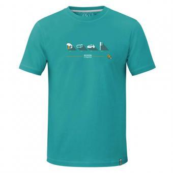 ABK Maki T-Shirt grün MEN