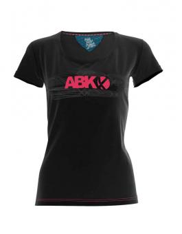 ABK Adn Klettershirt schwarz WOMEN