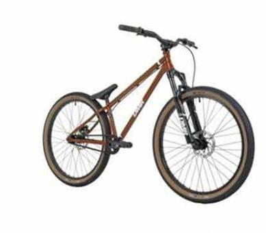 DMR Sect Dirtbike root beer 2021