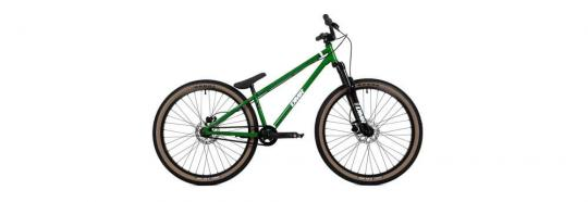 DMR Sect Dirtbike envy green 2020