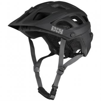 IXS Trail EVO Helm schwarz