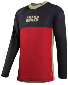 IXS Trigger X Jersey rot-schwarz