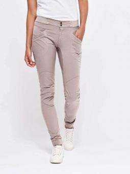 LOOKING FOR WILD Laila Pant pink white  WOMEN