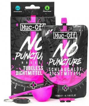 MUC OFF No Puncture Hassle 140ml