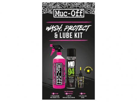 MUC OFF Wash Protect Lube Kit Dry