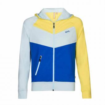 NIHIL CLIMBING Mirage Jacket schwedisch blue